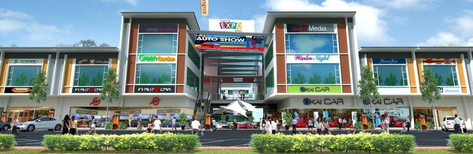 Senawang Expo Street